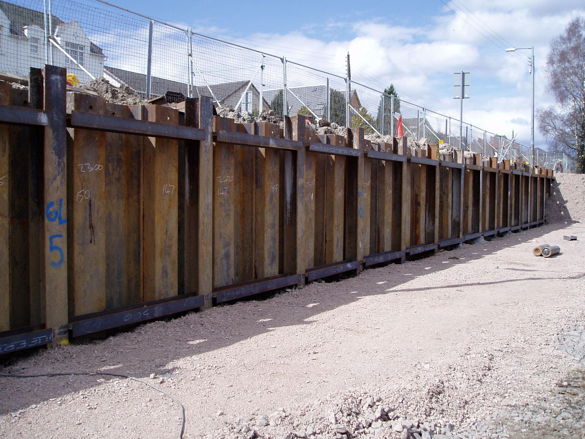 Sheet Piling Contractors Marine Sheet Piling Contractors
